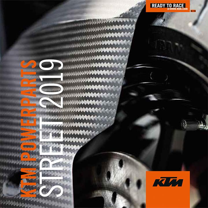 Motorradsport Schmitt in Binningen - KTM - POWERPARTS STREET