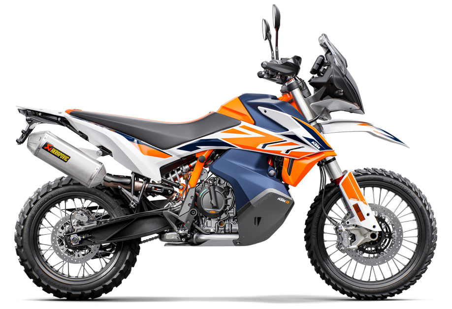 Motorradsport Schmitt in Binningen - KTM 790 ADVENTURE R RALLY 2020