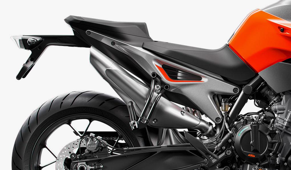 Motorradsport Schmitt in Binningen - KTM 790 DUKE 2018