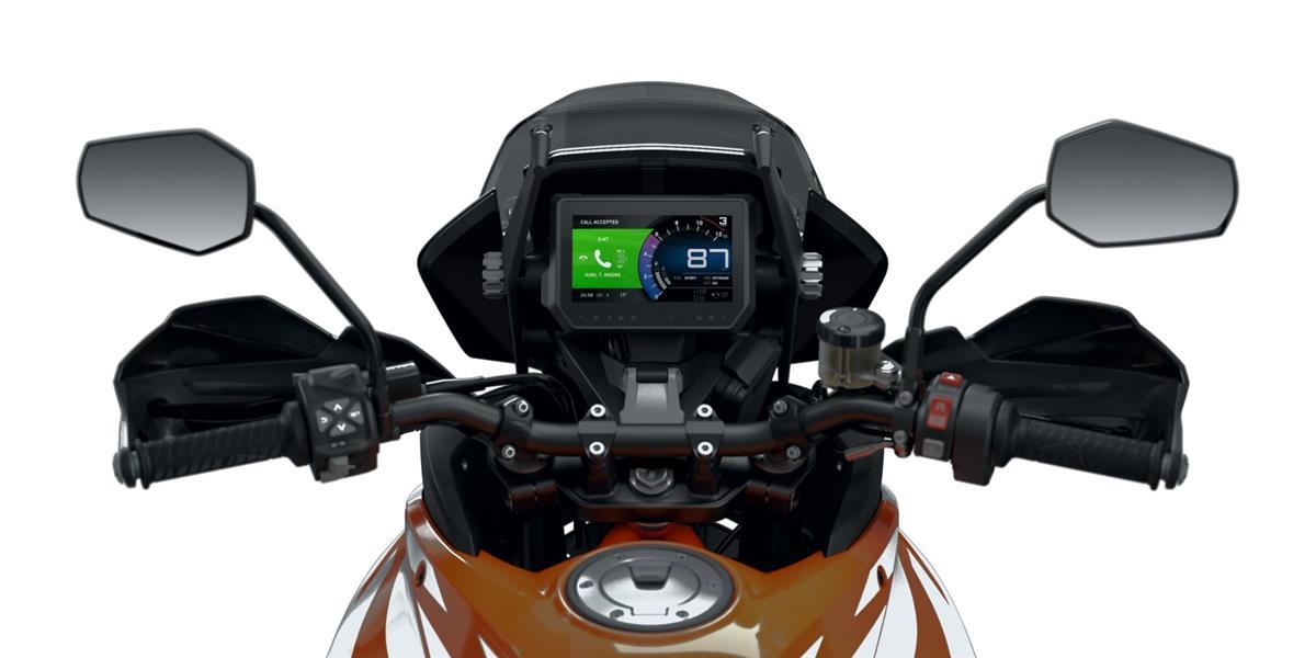 KTM Vertragshändler Motorradsport Schmitt - Funktionalität von KTMs Konnektivitäts-Plattform KTM MY RIDE