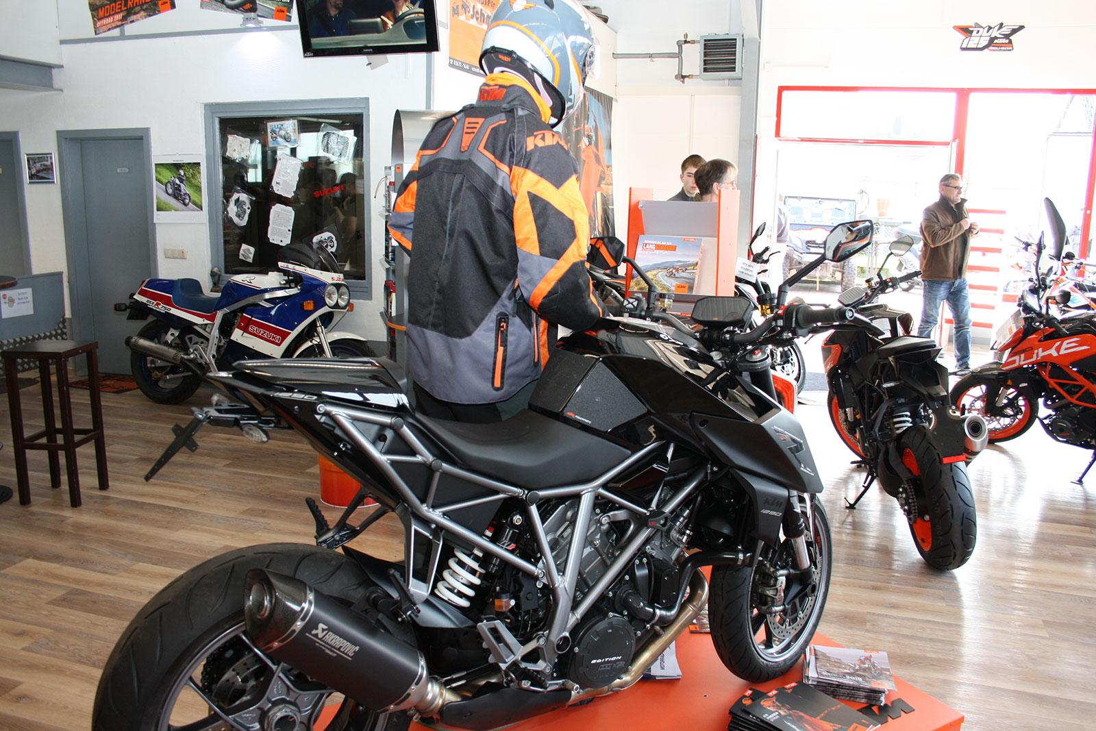 KTM Vertragshändler Motorradsport Schmitt - MS SCHMITT KTM ORANGE DAYS 2019