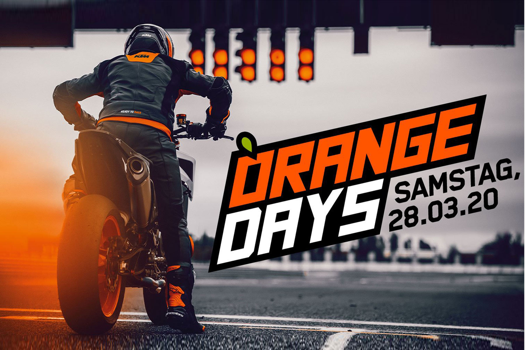 KTM Vertragshändler Motorradsport Schmitt - KTM ORANGE DAYS 2020